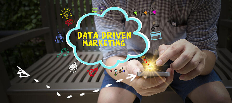 growth driven design, data driven marketing