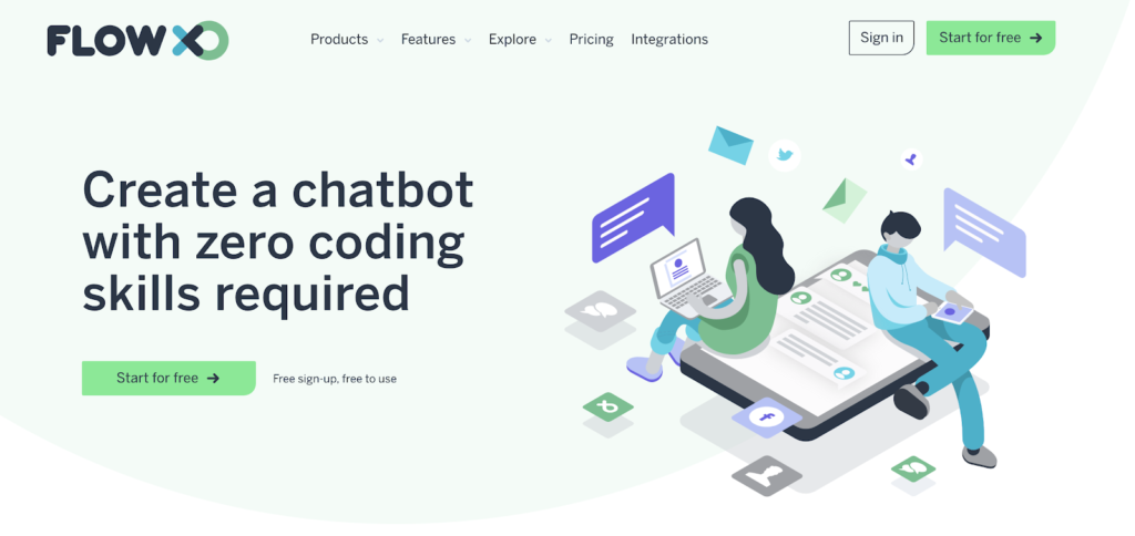 chatbot-creation-with-no-coding-skills
