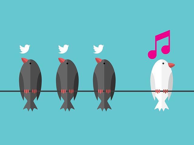 inbound social media, B2B